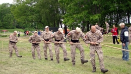 Bruņoto spēku komandieris atklās Nacionālo bruņoto spēku spartakiādi