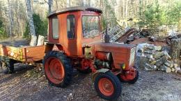 Traktortehnikas īpašnieku ievērībai!