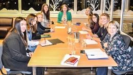 Ievēlēta jaunatnes konsultatīvā padome