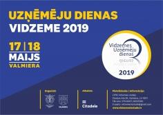 Uzņēmēju dienas - Vidzeme 2019