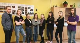 Salacgrīvas vidusskolā darbojas skolēnu mācību uzņēmumi