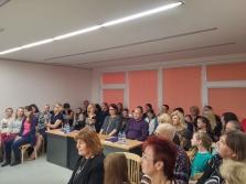 Ziemeļvidzemes pūšaminstrumentu spēles audzēkņu konkurss Salacgrīvā