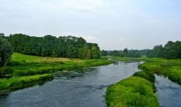 Salacas upes izpļaušana