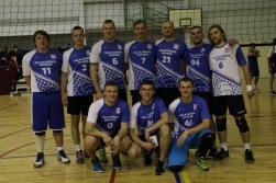Salacgrīvas vīriešu komandai 2.vieta EVL
