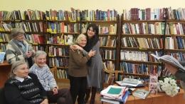 Tikšanās ar autori G.Rozi