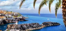 Neklātienes ceļojums uz Madeiras salu