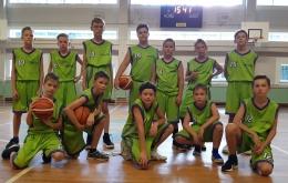 U-13 basketbolisti uzsāk sezonu