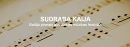 Akustiskās mūzikas festivāls Sudraba kaija