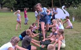 Aizraujoša, iedvesmojoša un pašizziņas veicinoša nometne bērniem!