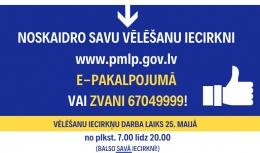 Informācija vēlētājiem
