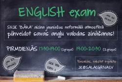 Angļu valodas mācības JICā