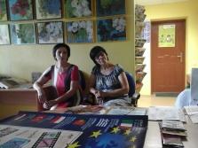 Par ERASMUS+ Liepupes bibliotēkā