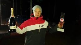 Harijs Suharževskis – čempions jauniešu klasē